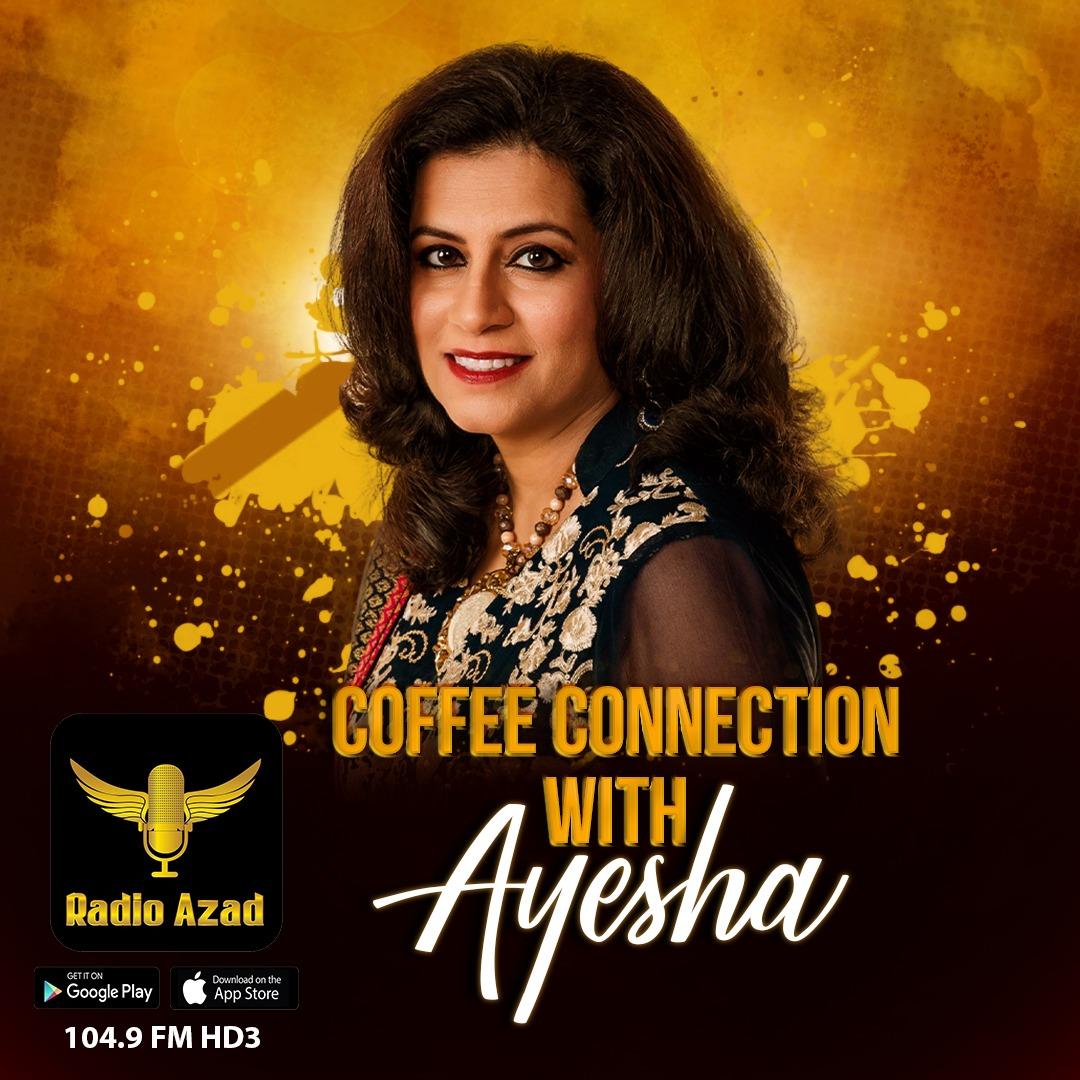 COFFEE MORNINGS – AYESHA